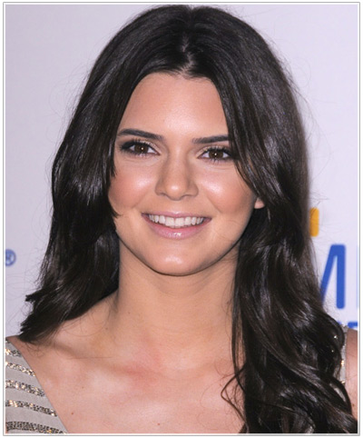 Kendall Jenner hairstyles
