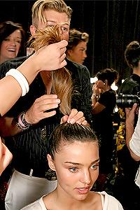 Miranda Kerr hairstyles