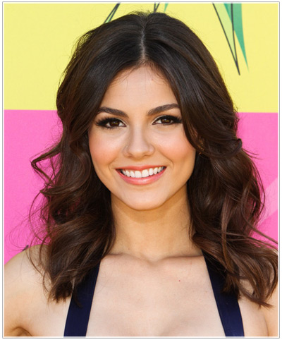 Victoria Justice hairstyles