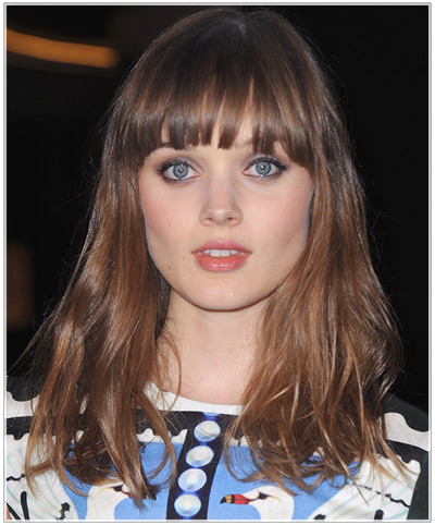 Bella Heathcote hairstyles