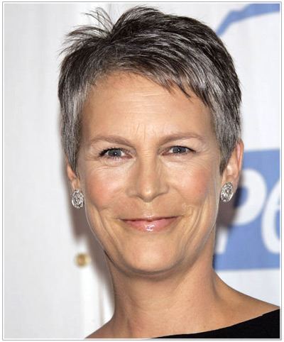 Jamie Lee Curtis hairstyles