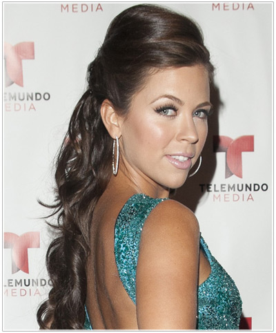 Ximena Duque hairstyles