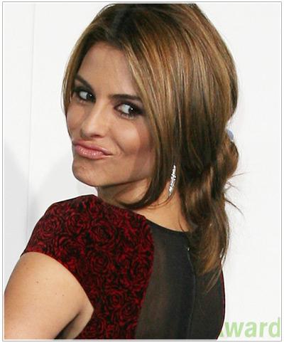 Maria Menounos hairstyles