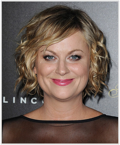 Amy Poehler hairstyle