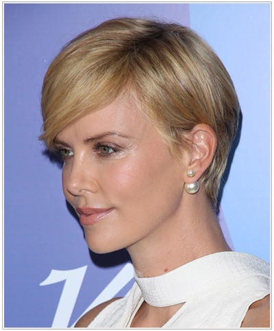 Superb The Latest Short Hairstyles On The Red Carpet Hairstyles Short Hairstyles For Black Women Fulllsitofus