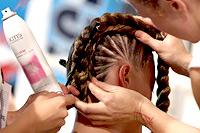 Alternative hairstyle