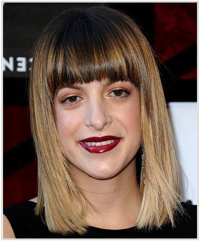 Julia Stephens hairstyle