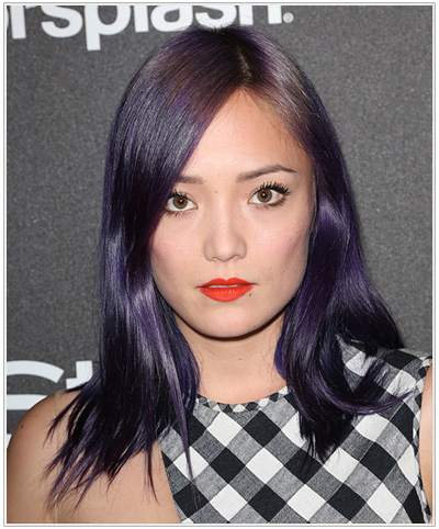 Pom Klementieff hairstyle