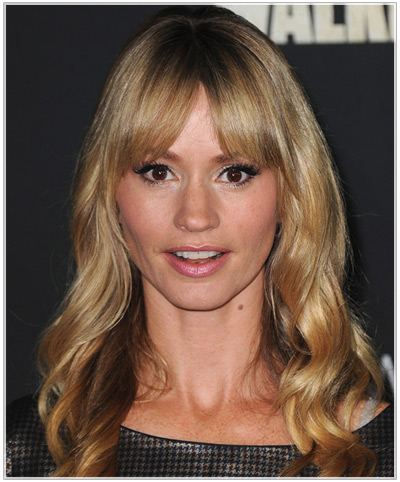 Cameron Richardson hairstyles