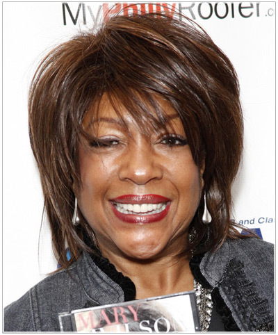 Mary Wilson hairstyles