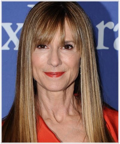 Holly Hunter hairstyles