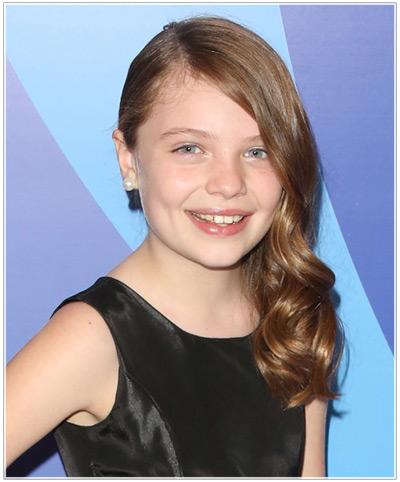 Madison Moeller hairstyles