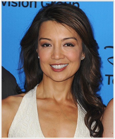 Ming-Na Wen hairstyles