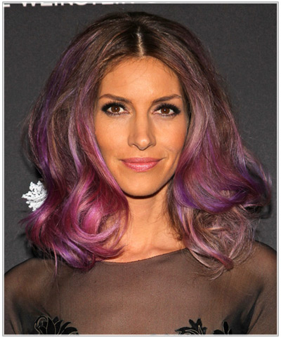 Dawn Olivieri hairstyles