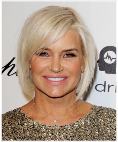 Yolanda H. Foster hairstyles