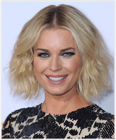 Rebecca Romijn hairstyles