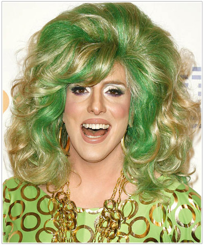 Hedda Lettuce hairstyles