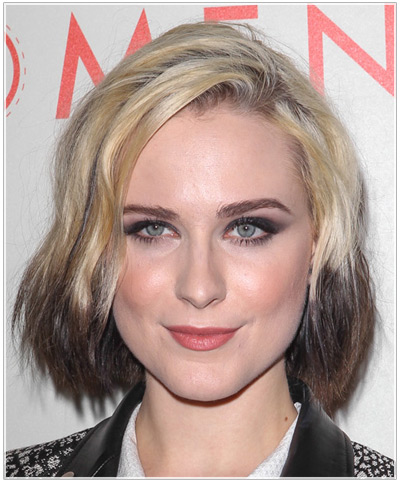 Try on Evan Rachel Wood hairstyles