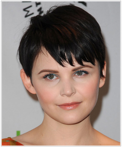 Ginnfer Goodwin hairstyles
