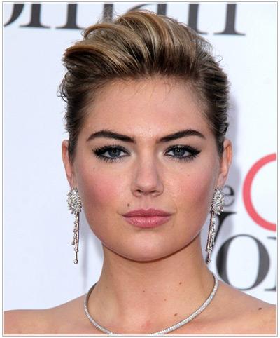 Kate Upton hairstyles
