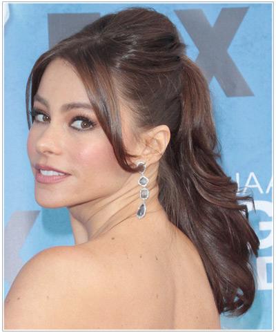 Sofia Vergara hairstyles