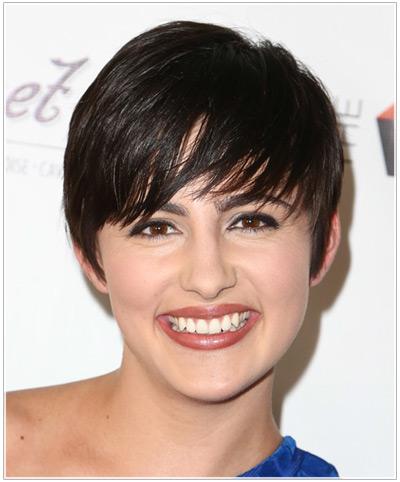 Jacqueline Toboni hairstyles