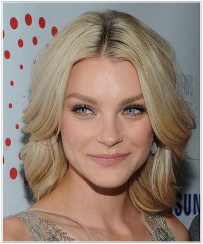 Jessica Stam hairstyles