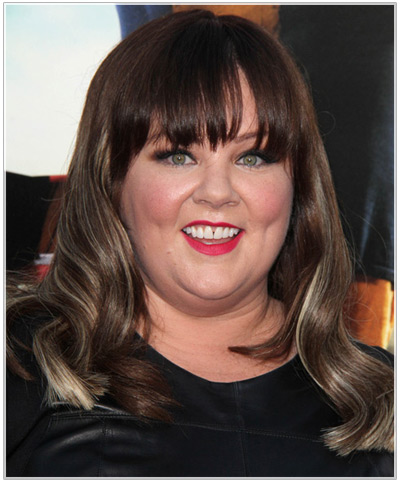 Melissa McCarthy hairstyles