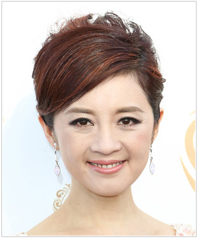 Olivia Gehui Xu hairstyles
