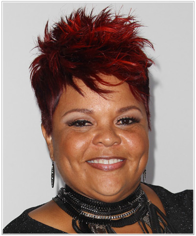 Tamela J Mann hairstyles