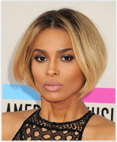Ciara Bob hairstyle