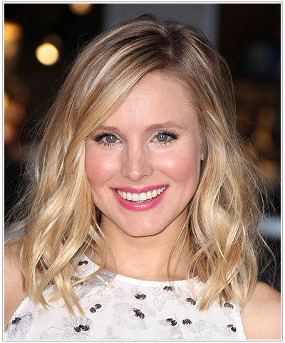 Pleasant The Latest Hairstyles For Wavy Hair October 2014 Hairstyles Short Hairstyles For Black Women Fulllsitofus