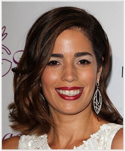 Ana Ortiz Bob Hairstyle