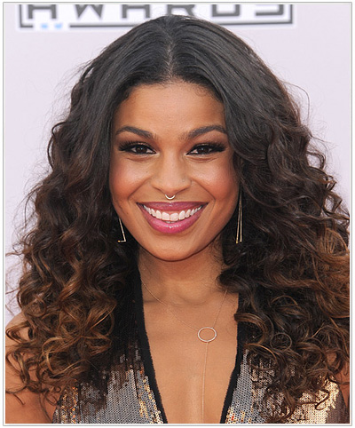 Fantastic New Curly Hairstyles December 2014 Hairstyles Thehairstyler Com Hairstyles For Women Draintrainus