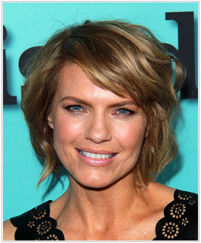 Kathleen Rose Perkins Short Hairstyle.