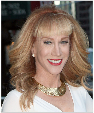 Theme, will kathy griffin hair