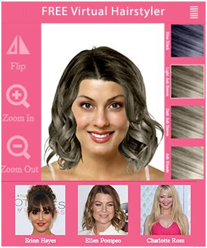 Try On Over 12,000 Hairstyles
