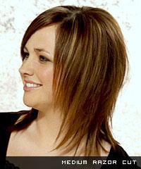 Brilliant New Hair Guide Layered Hair Razor Cuts And One Length Cuts Short Hairstyles Gunalazisus