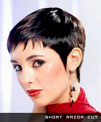 Sensational New Hair Guide Layered Hair Razor Cuts And One Length Cuts Short Hairstyles For Black Women Fulllsitofus