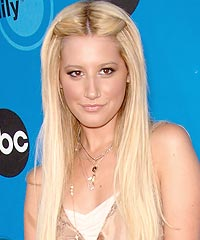 Ashley Tisdale hairstyles