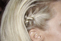Half-up-half-down-hairstyles-side