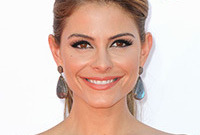 Maria-menounos-simple-hair-and-makeup-for-evening-side