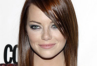 Transitioning-your-hair-from-red-to-brunette-side