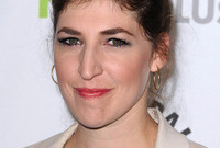 Mayim-bialik-updo-for-small-foreheads-side
