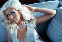 Side christina aguilera back to basics 1