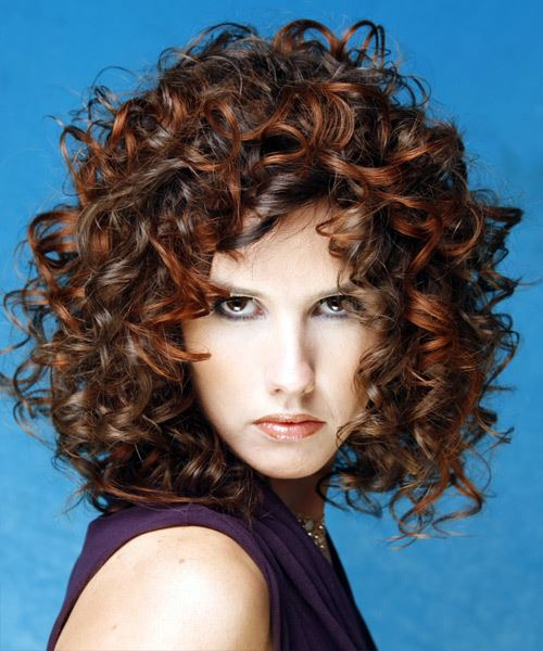 Curly Hairstyles To Suit Your Face Shape