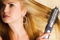 Hair brush hair brushing tips and advice side