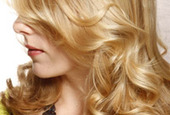 Blonde hair colors for pale skin side