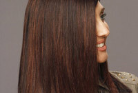 The best length for thick hair side