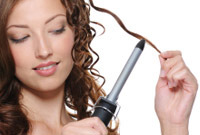 Curling iron or curling wand what right for you side